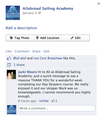 Allabroad review from Jacki
