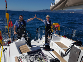 rya crew here are not yet that competent