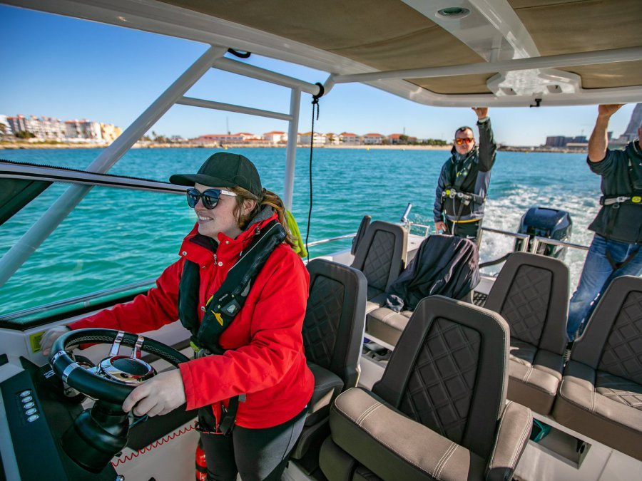 Superyacht crew Intermediate course